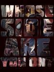 Marvel's Civil War Teaser Poster