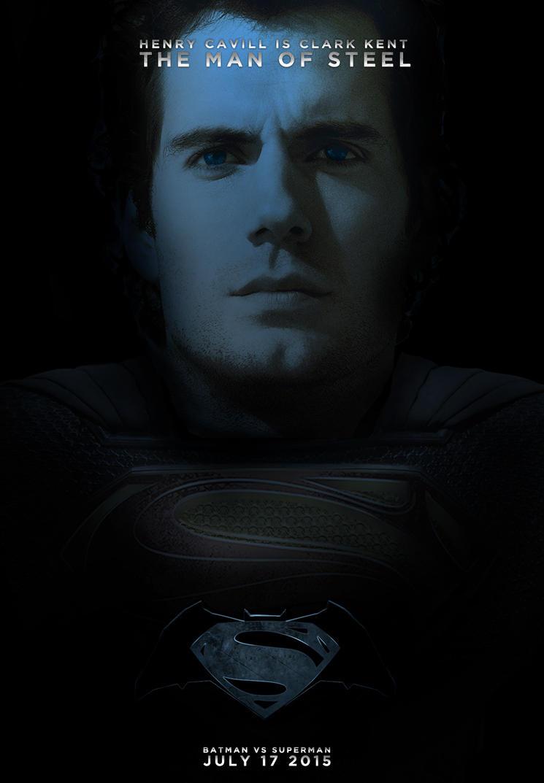 Batman Vs Superman Teaser Poster By Enoch16