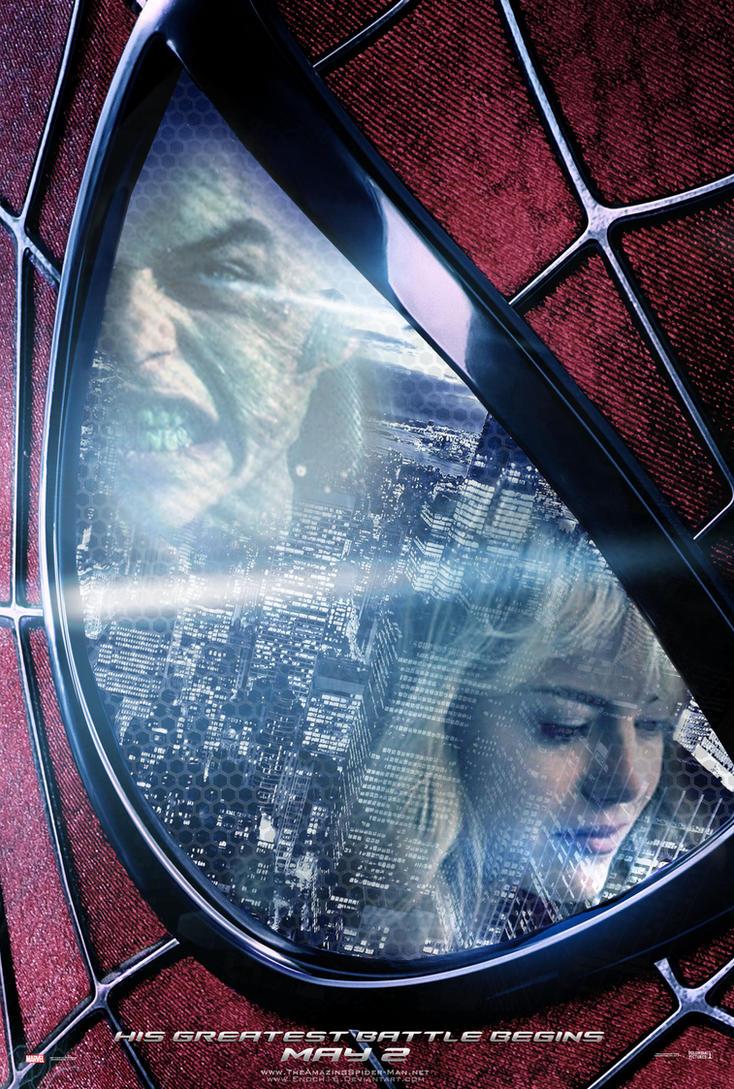 the amazing spider-man 2 (2014) posterenoch16 on deviantart