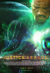 Justice League (2017) Green Lantern Poster