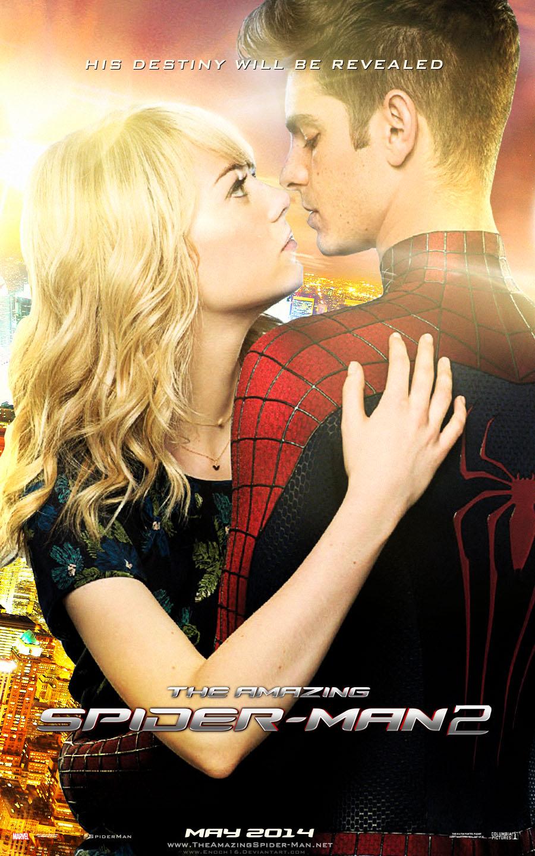 Amazing spider man brrip online dating 7
