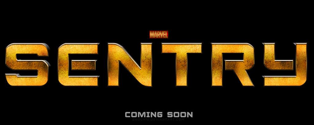 The Sentry Logo by Enoch16
