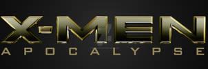 XMen: Apocalypse Logo (2016)