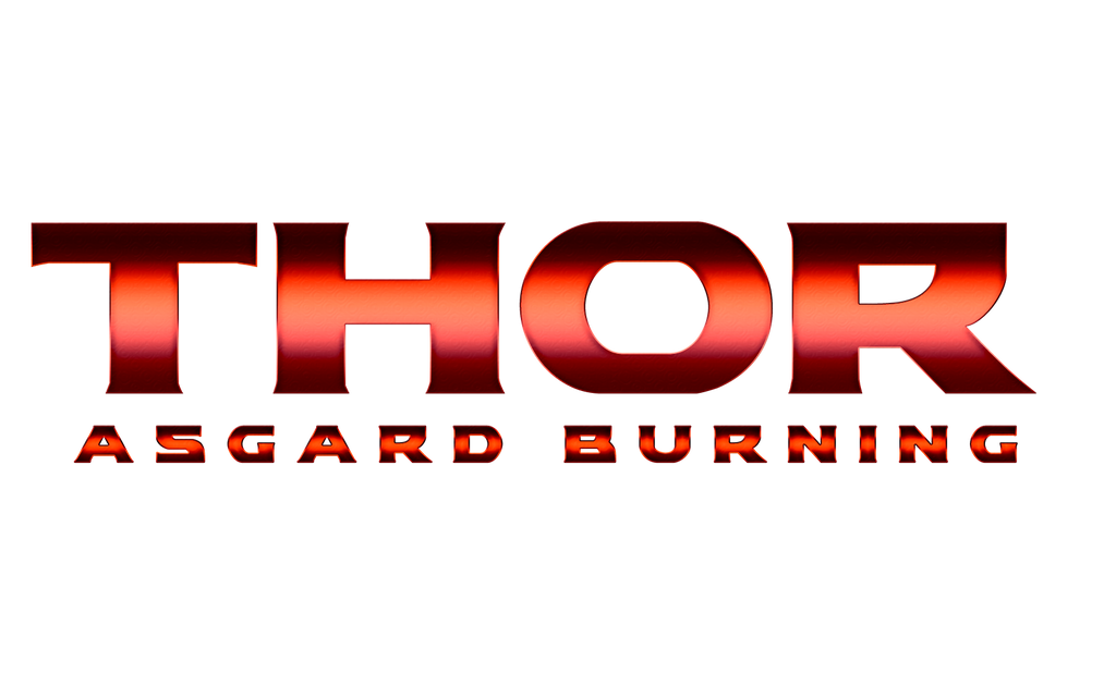 ThorBurning REQUEST by Enoch16