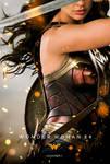 Wonder Woman: 1984 (2019) Teaser Poster