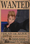 Demyx Wanted Poster