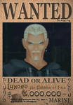 Luxord Wanted Poster