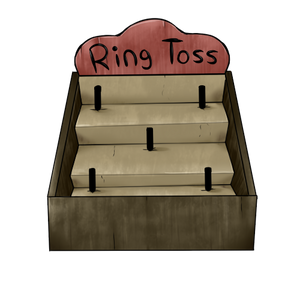 Ring Toss by FleetingStability