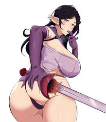 Commission - Pervert Knight