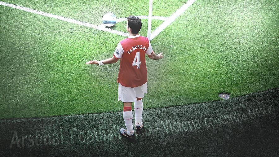 Cesc fabregas AFC