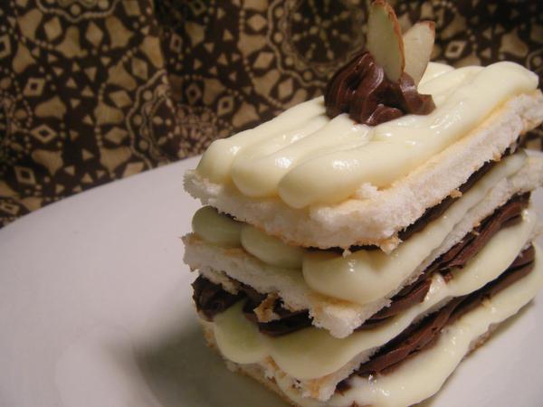 Cake With Chocolate Custard : Chocolate Custard Cake - 02 by Luna-Starbright on DeviantArt
