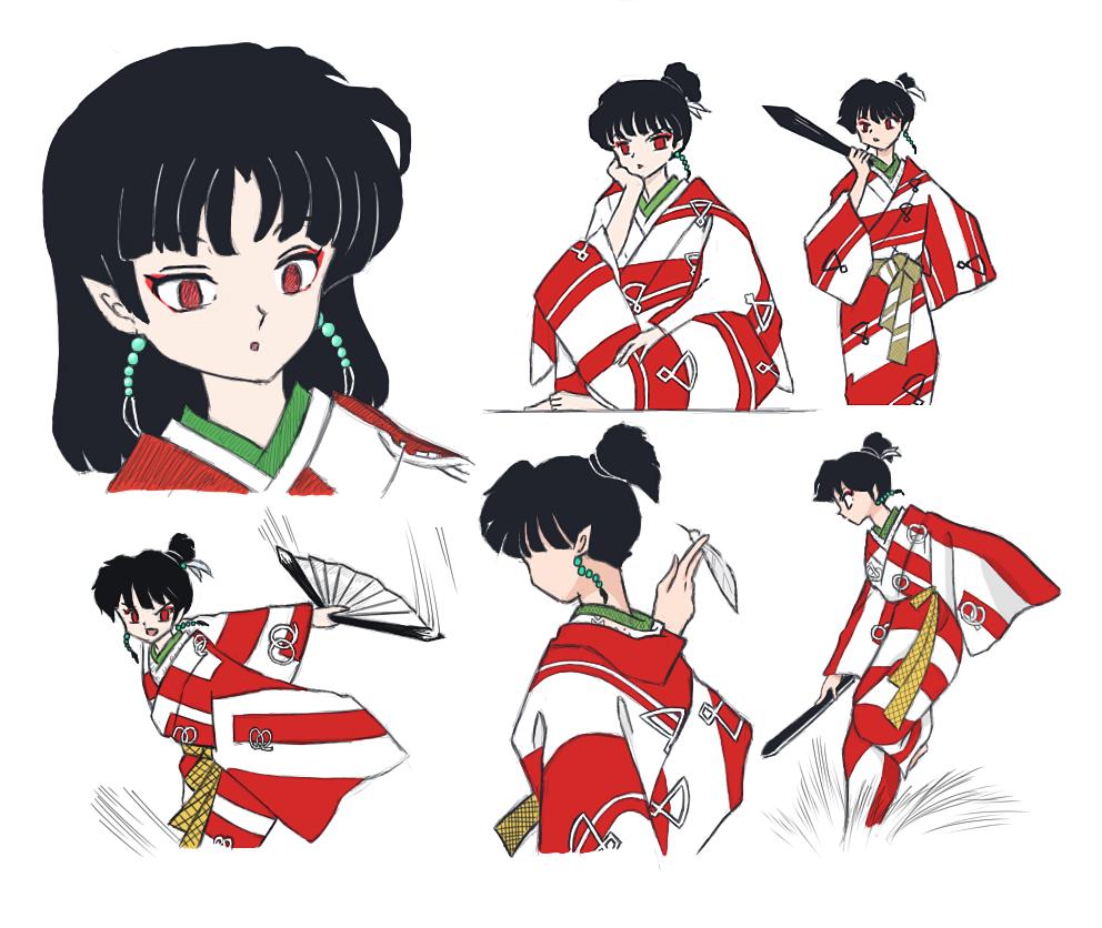 Kagura by Lamplight   Anime, Deviantart, Inuyasha