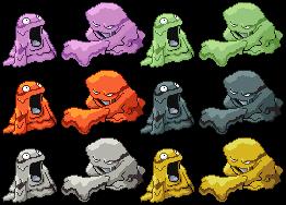 Grimer Muk Pixel-overs