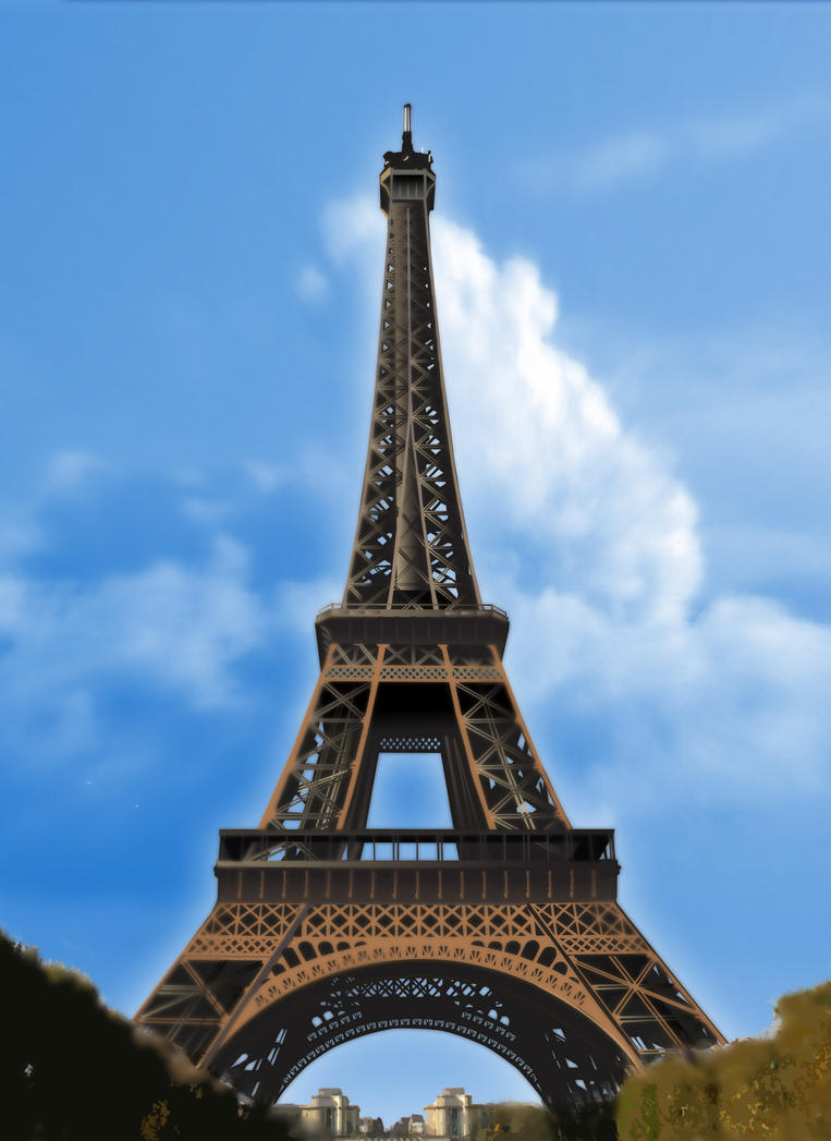 a geography of eiffle tower Lets check out ten facts about the eiffel tower – the most recognizable architectural landmarks of paris, the world-famous as a symbol of france.