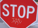 Stop The Man: The First One
