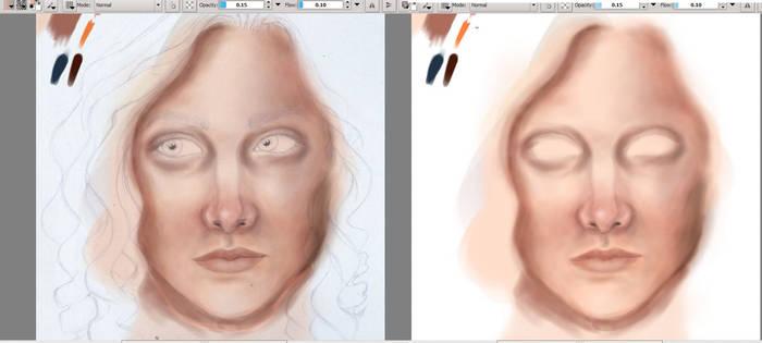 In process - Arya