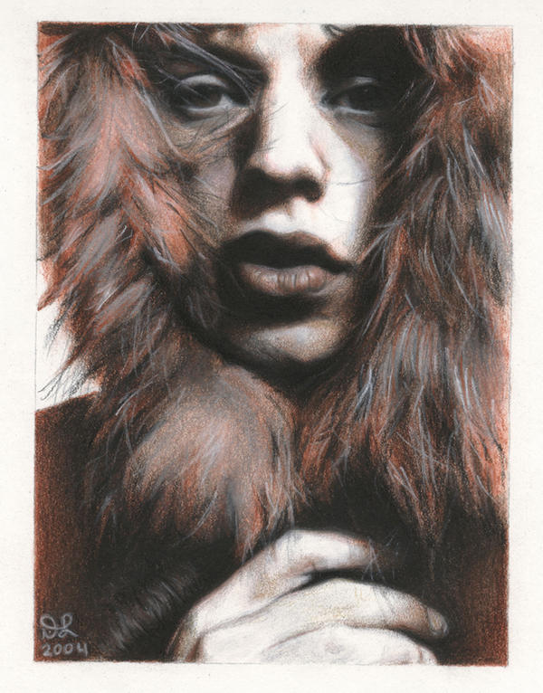 Mick Jagger by DLalmond
