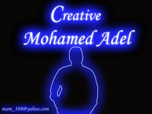 Creativemohamedadel's Profile Picture