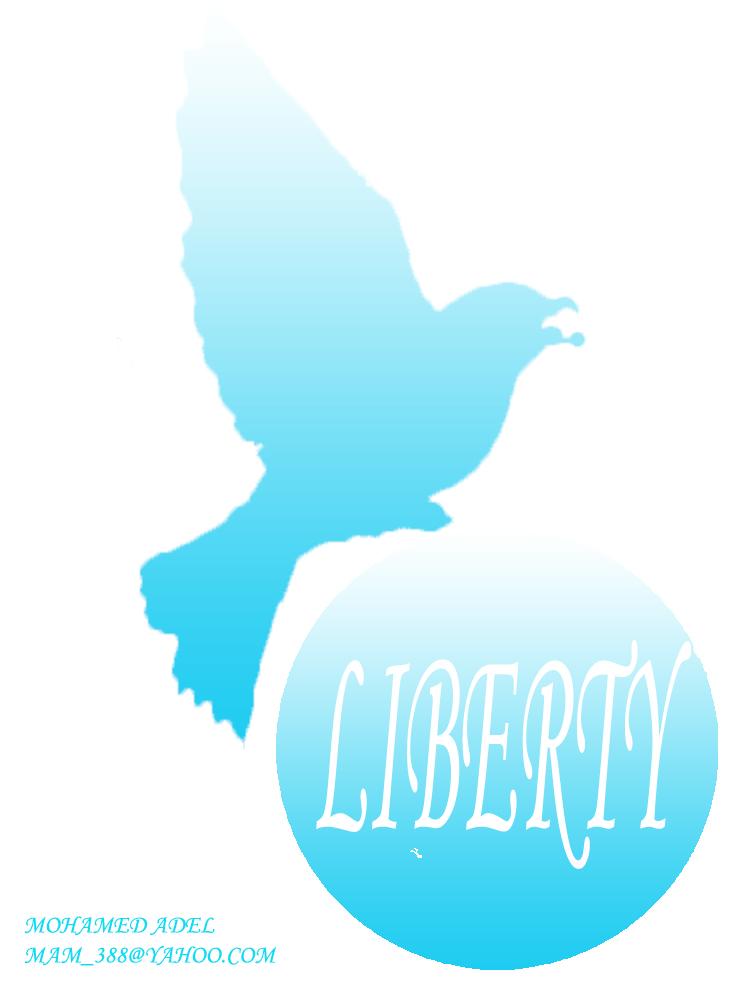 lIBERTY by Creativemohamedadel
