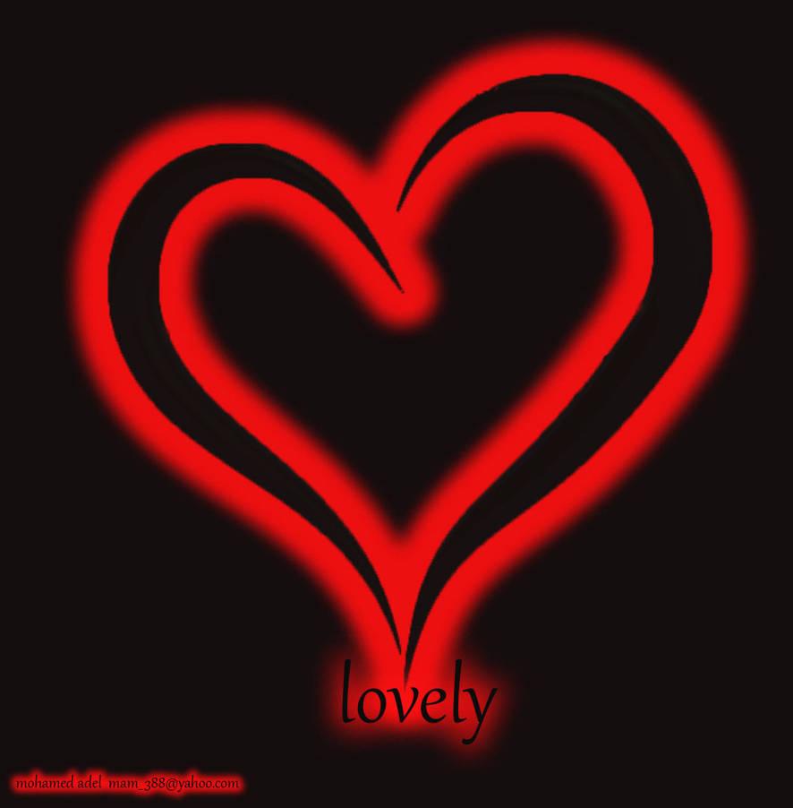 Lovely logo by Creativemohamedadel