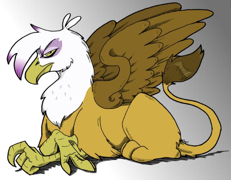 Grumpy Gilda by DizzyPacce