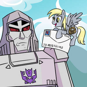 Derpy is not a good spy