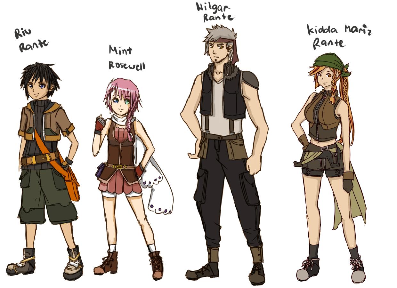 Character Design Oc : Oc character design by bente on deviantart