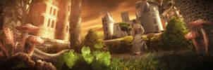 Castle by zfbaser