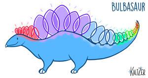 Literal Pokemon names #2: Bulbasaur!
