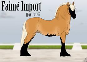 Faime 1848 import