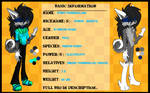 Storm Thunderclash the Husky Reference Sheet + Bio
