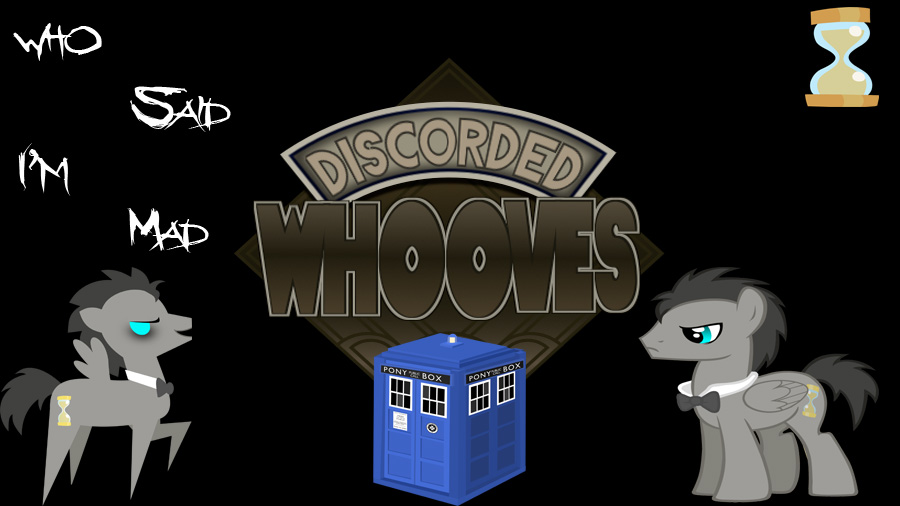 Discord Whooves Wallpaper by AbyZZal on DeviantArt