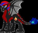Vector Dragon-Pony AbyZZal