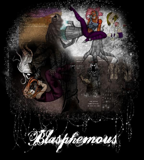 Blasphemous Teaser by HellLemur
