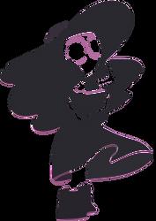 Steven Universe Stencil - Connie