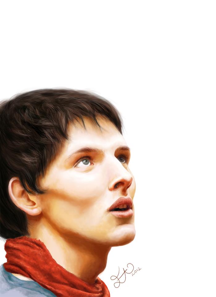 Merlin by deirie