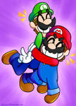 BRO HUG!!!