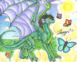 Commission for Tysharina: Tysha