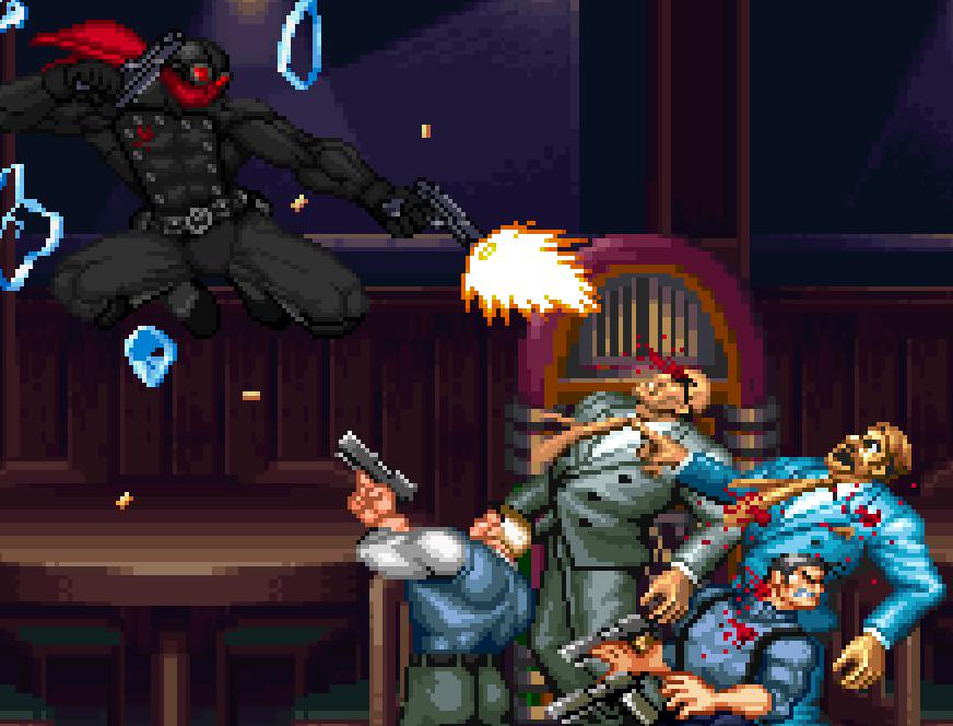 Sprite Work: The Black Spider Strikes!! by SXGodzilla