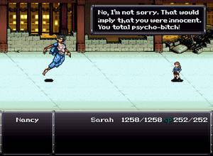 Sprite Stuff: Fake 'Horror Heroes' RPG 13