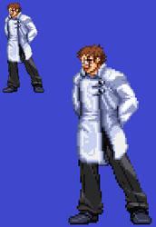 Sprite Work: Doctor Destruction (Earth-161)