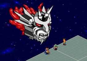 Sprite Stuff: Fake 'Video Game Heroes' RPG 4 by SXGodzilla