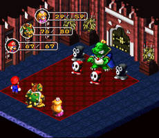 Sprite Stuff: Fake 'Super Mario RPG' Sequel 7
