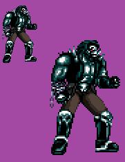 Sprite Stuff: Lobo (16-bit Style) by SXGodzilla