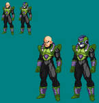 Sprite Stuff: 'Dragon Ball' Lex Luthor