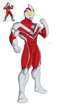 [GIFT/CONCEPT] Ultraman Break by HarbingerComics