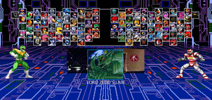 Sprite Misc: Fake 'Tokusatsu Crossover' Game v2