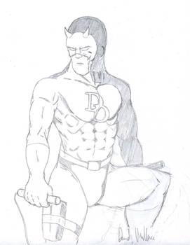 Daredevil developed pencils