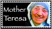 Mother Teresa Stamp by IloveJesus7390