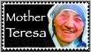 Mother Teresa Stamp by IloveJesus7390
